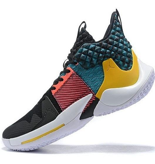 Tênis Jordan Why Not Zero 2 Importado Novo Lançamento Kd 12