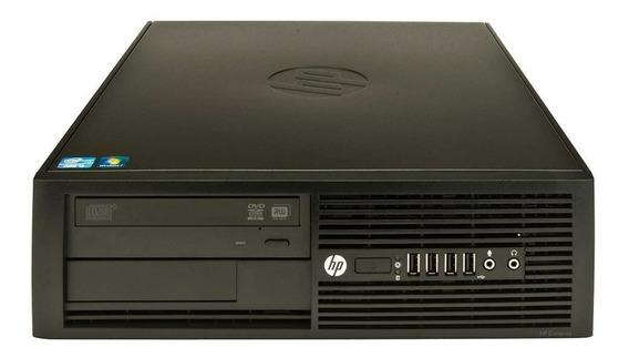 Desktop Hp Compaq Pro 4300 Sff Core I3 4gb 500gb Win 7 Pro