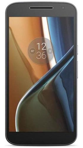 Usado: Motorola Moto G4 Play Dtv Preto Muito Bom - Trocafone
