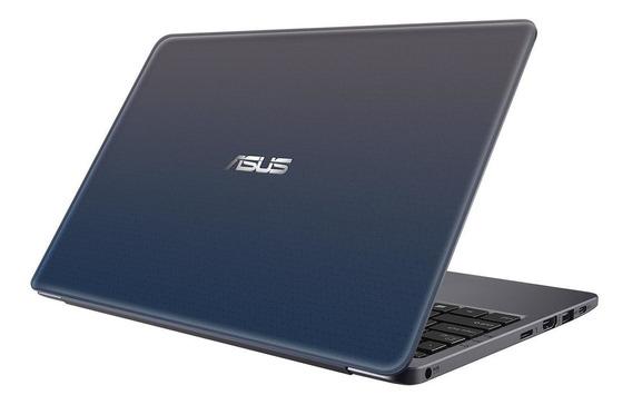 Notebook Asus Vivobook Intel Dual Core 4gb 32gb Windows 10.