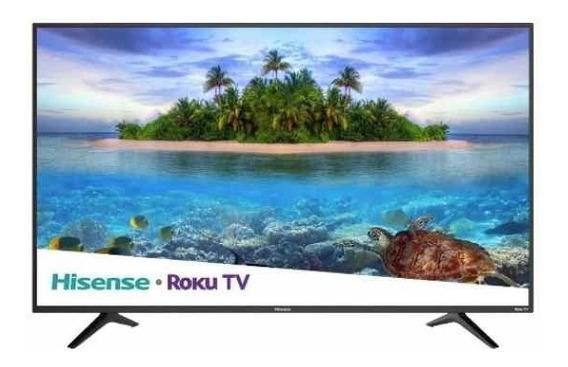Smart Tv Pantalla Hisense Led 4k 43 Pulgadas Con Roku Oferta