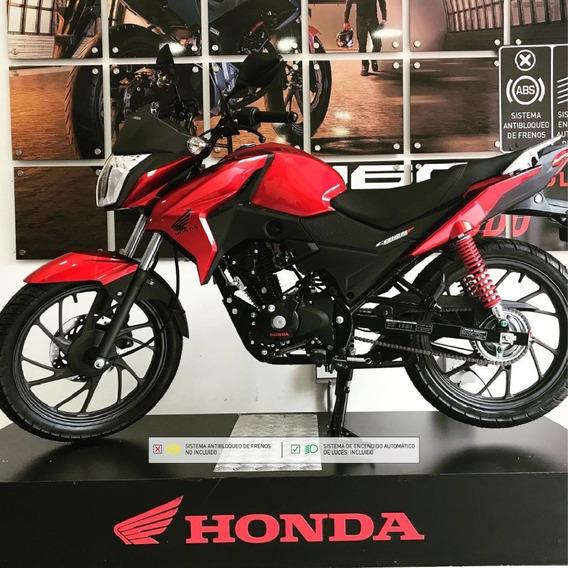 Honda Cb125f Max $5.345.000 Por Este Mes Bono Casco