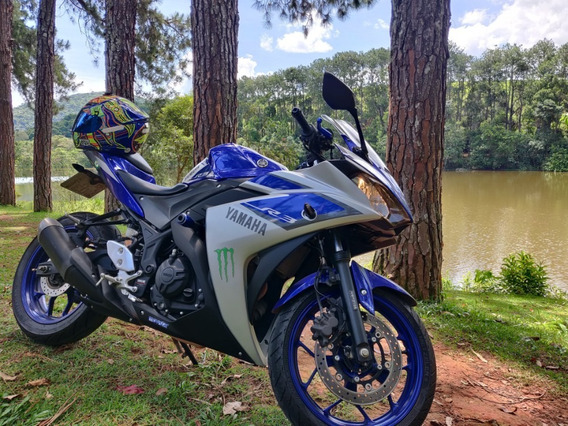 Yamaha R3 321cc Esportiva Perfeito Estado