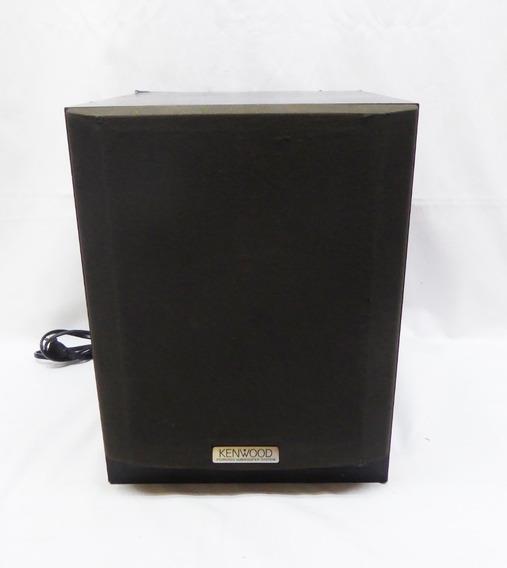 Caixa Acústica Subwoofer Kenwood Mod. Sw-22ht