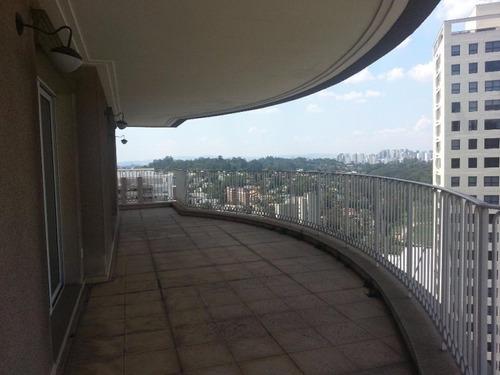 Imagem 1 de 29 de Apartamento Com 425 Metros, Vista Maravilhosa. - Ap0339 - 68535576