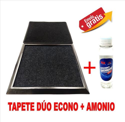 Tapete Desinfectante Dúo Econo + Amonio + Envío Gratis