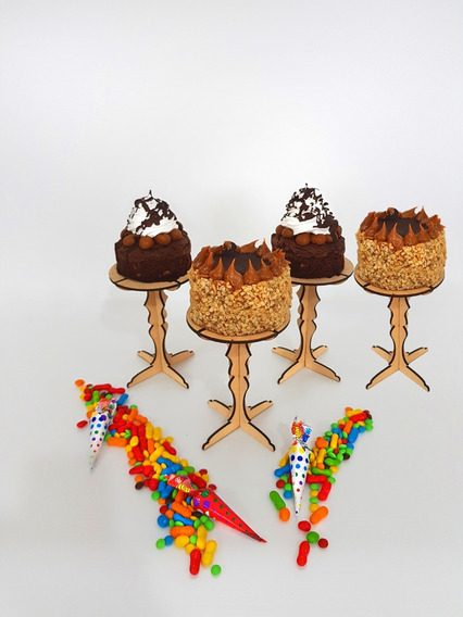 Porta Cupcakes Individual X 1