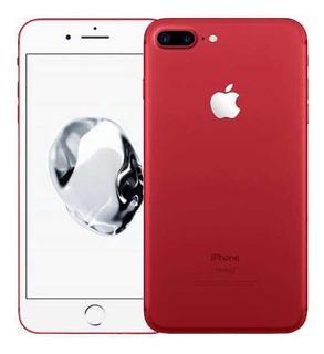 iPhone 7 Plus 128gb Red Original Lacrado Anatel +nota Fiscal