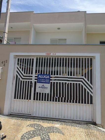 Casa Para Aluguel, 2 Quartos, 1 Vaga, Parque Nova Carioba - Americana/sp - 312