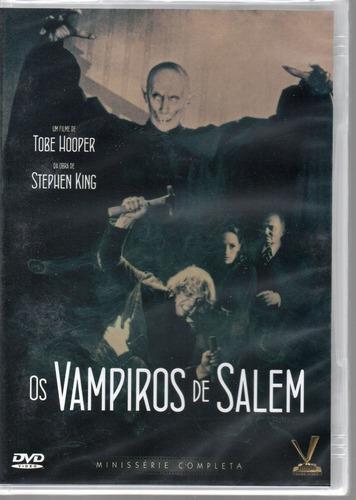 Dvd Os Vampiros De Salem - Versatil - Bonellihq R20