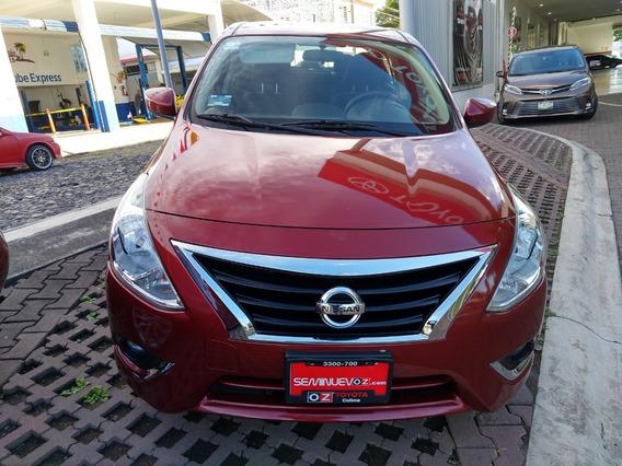 Nissan Versa Advance Tm 2019