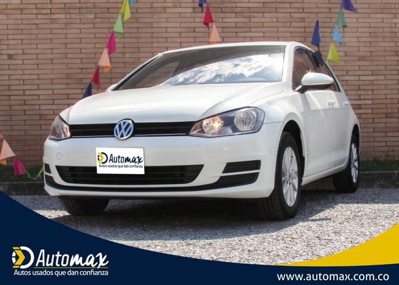 Volkswagen Golf Trendline, At 1.6