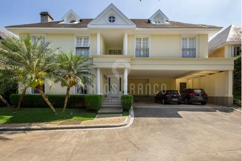 Imagem 1 de 15 de Casa Em Condominio Altissimo Padrão No Jardim Guedala - Cf69979