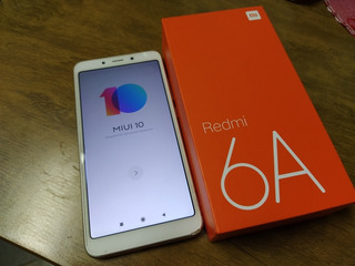 Celular Xiaomi Redmi 6a