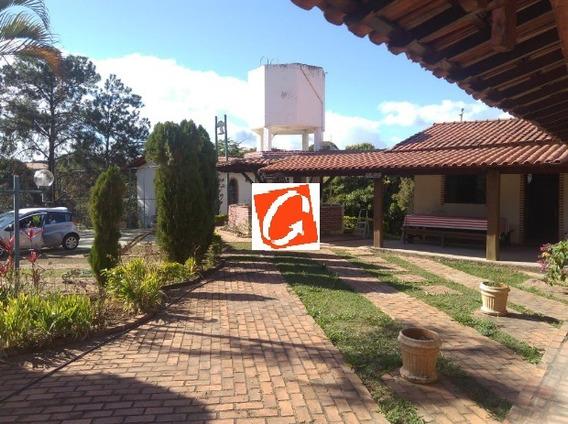 Sítio Com 4 Quartos Para Comprar No Córrego Frio Em Santa Luzia/mg - 654