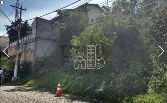 Terreno Residencial À Venda, Camboinhas, Niterói. - Te0035