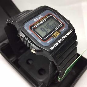 Relógio Aqua Aq37 - 100% Original + Brinde !!!