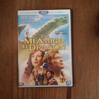 Película Mi Amigo El Dragon Disney Dvd (p1)