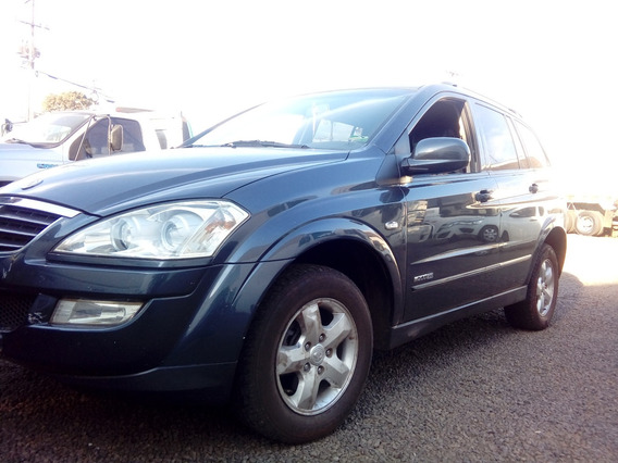 Ssangyong Kyron 11/12 4x4 Diesel