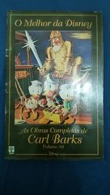 Revista O Melhor Da Disney As Obras Completas De Carl Barks.