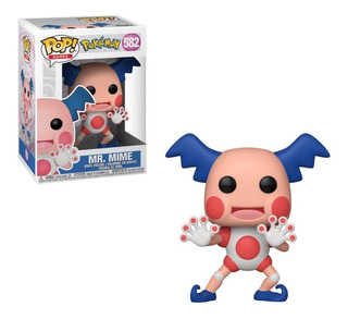 Funko Pop! Mr Mime - Pokemon 582