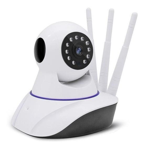 Camera 3 Antenas Wifi Promoção