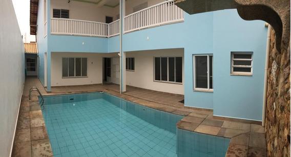 Casa Em Balneário Flórida, Praia Grande/sp De 420m² 5 Quartos À Venda Por R$ 1.200.000,00 - Ca299699