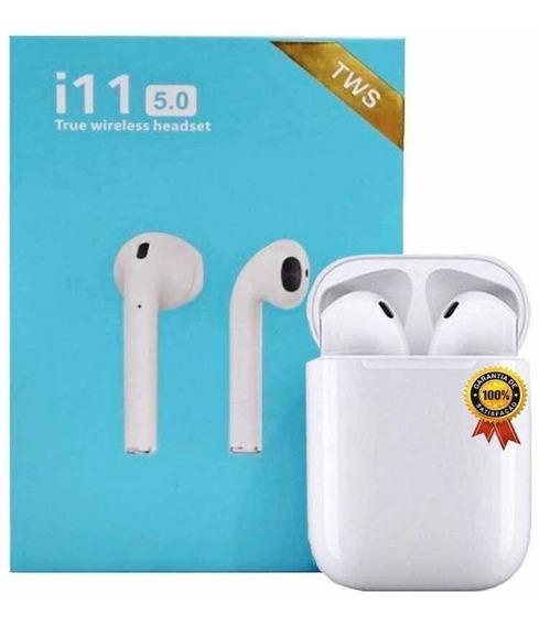Fone De Ouvido Bluetooth 5.0 Sem Fio Recarregáveis