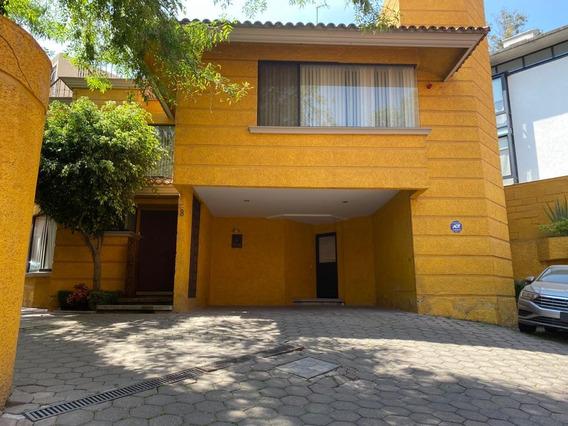 Casa En Venta Santa Ursula Xitla Tlalpan