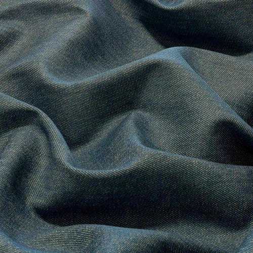 Tecido Jeans Delave 100% Algodao 1 Metro X 1,80 Azul Índigo