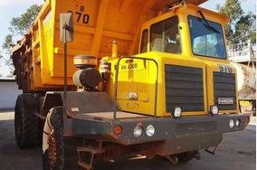 Caminhão Fora De Estrada Randon Rk430 Ano: 2005 Caçamba18m³