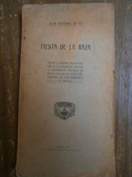 Fiesta De Raza 1917 Venustiano Carranza Fotografias