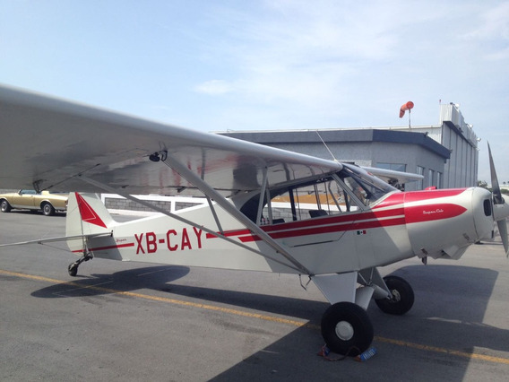 Avion Piper Super Cub Pa18 1958 230 T T