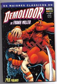 Os Maiores Classicos Do Demolidor Volume 1 Frank Miller