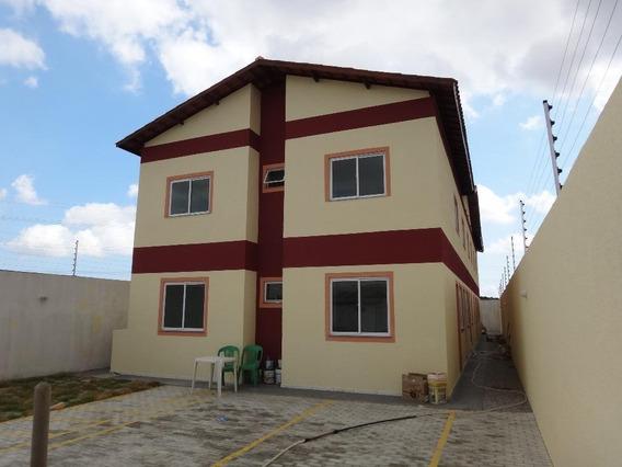 Apartamento Residencial À Venda, Parque Guadalajara, Caucaia. - Ap0445