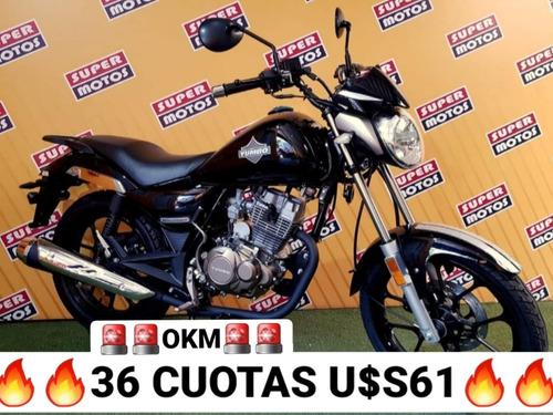 Yumbo Mileston Ii 125 Tomamos Tu Moto Usada !! Financiacion