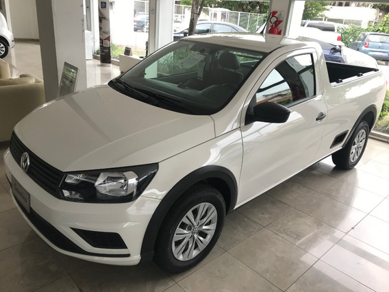 Volkswagen Saveiro Cabina Doble No Cross Highline #mkt11026