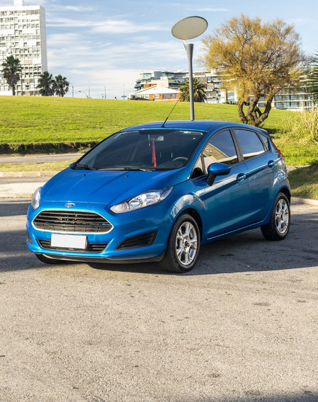 Ford Fiesta S Plus - Oportunidad - Financio