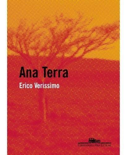 Livro Ana Terra