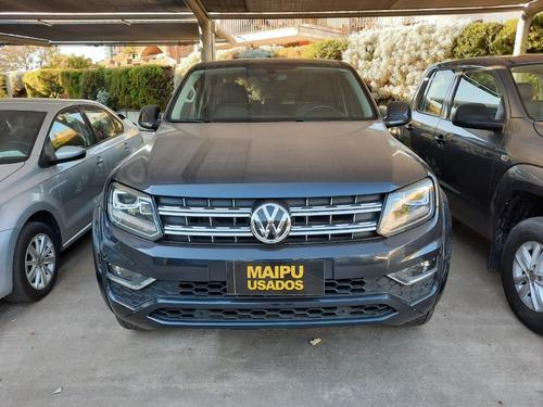 Imagen 1 de 11 de  Volkswagen Amarok 20td 4x2 Dc Hig.180hp Pk At