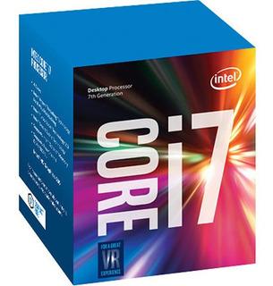 Procesador Intel Core I7-7700 4 Núcleos 64 Gb Box Nuevo!