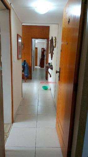 Imagem 1 de 26 de Apartamento Com 3 Dormitórios À Venda, 90 M² Por R$ 680.000,00 - Vila Clementino - São Paulo/sp - Ap10513