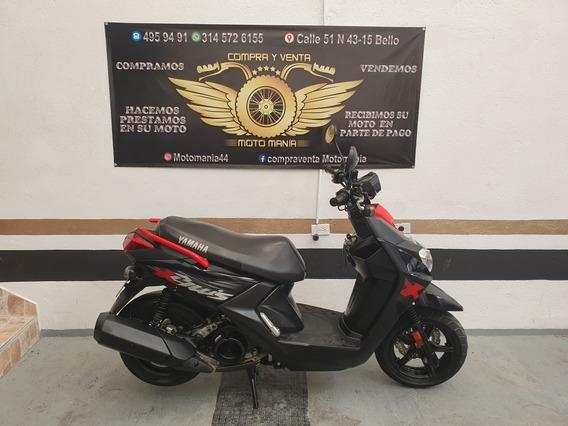 Yamaha Bws Fi F1 125 Mod 2018 Al Dia Traspaso Incluido