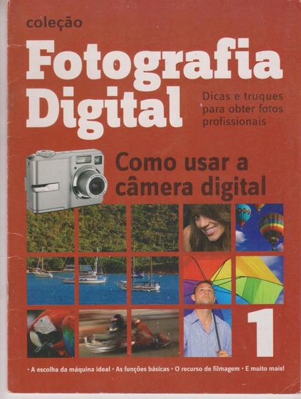 Coleção Fotografia Digital - 8 Volumes (completa)