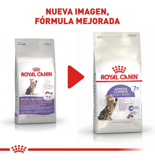 Royal Canin Spayed Neutered Appetite Control +7 - 2.7kg