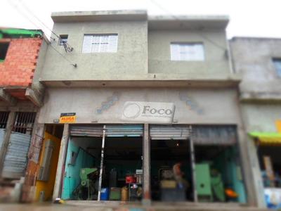 Casa Residencial Para Locação, Cidade Tupinambá, Guarulhos - Ca0381. - Ca0381