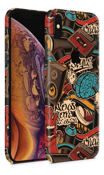 Skin Grafiti Para Telefonos Apple iPhone