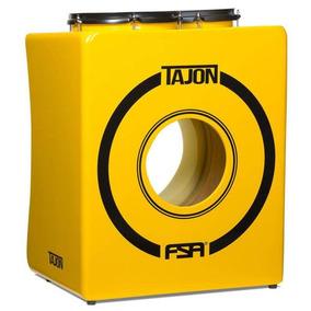 Tajon Master Acústico Fsa Taj22 - Amarelo