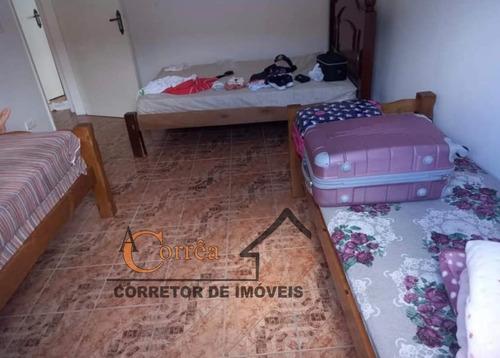Residencia Em Peruibe-sp, Proximo A Comercios