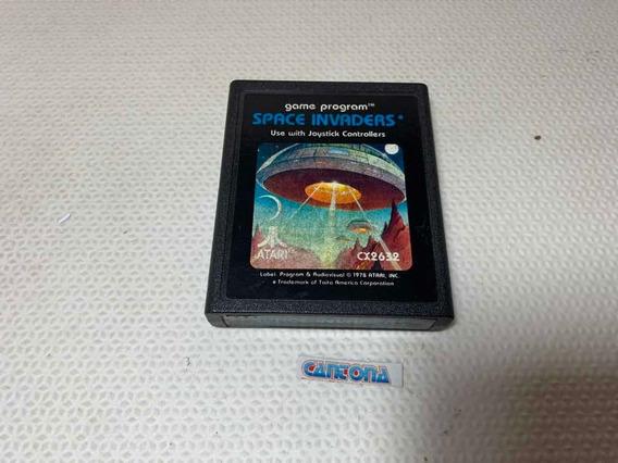 Space Invaders Original Para Atari 2600 E Compatíveis